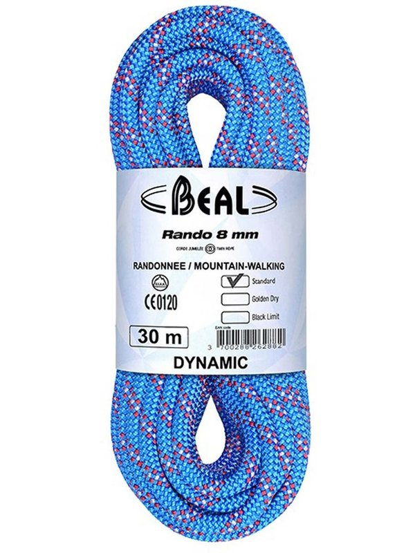 Corda RANDO 8mm, 30mt - BEAL