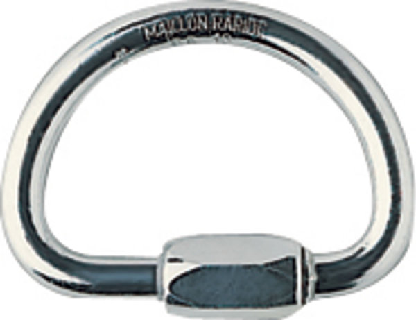 Maillon DEMI ROND n 10 - PETZL